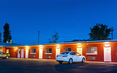 Motels Accommodation Broken Hill