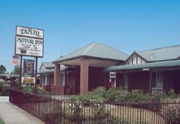 Tanjil Motor Inn - Accommodation Broken Hill