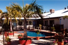 Peppercorn Motel  Restaurant - Accommodation Broken Hill