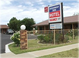 Highway Inn Motel - Accommodation Broken Hill
