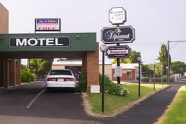 The Diplomat Motel - Accommodation Broken Hill