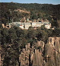 Mount Buffalo Chalet & Cresta Lodge
