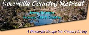 Koomulla Country Retreat - Accommodation Broken Hill