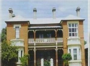 Strathmore Victorian Manor - Accommodation Broken Hill