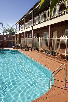 Quality Inn Railway - Accommodation Broken Hill