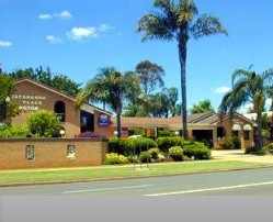 Jacaranda Place Motor Inn - Accommodation Broken Hill