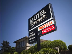 Cessnock Motel - Accommodation Broken Hill
