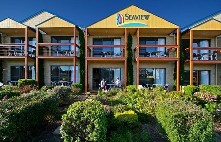 Seaview Motel  Apartments - Accommodation Broken Hill