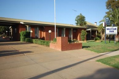 Junction Motor Inn - Accommodation Broken Hill