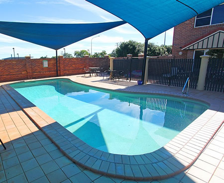 Cotswold Motor Inn - Accommodation Broken Hill