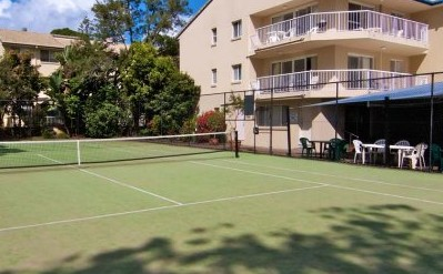 Paradise Grove Holiday Apartments - Accommodation Broken Hill