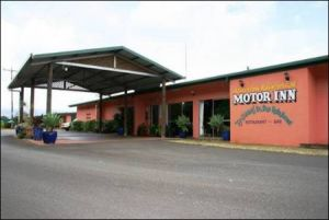 Atherton Rainforest Motor Inn - Accommodation Broken Hill