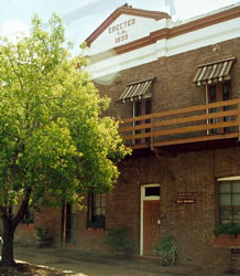 The Old Exchange Bed And Breakfast - Accommodation Broken Hill