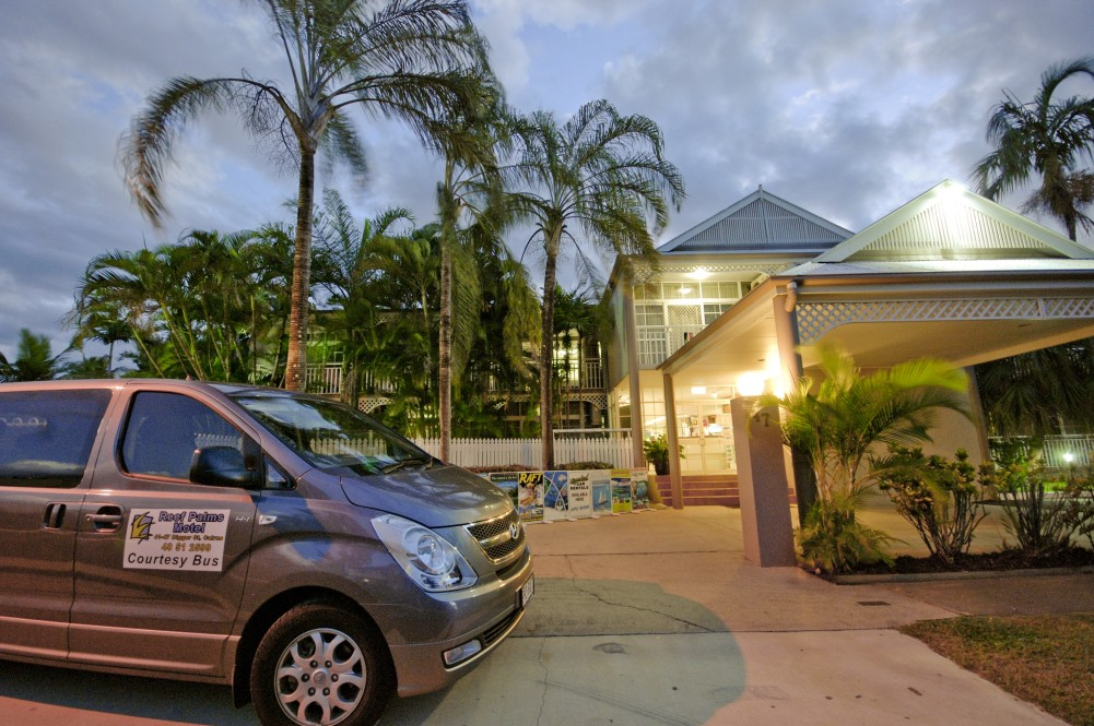 Reef Palms - Accommodation Broken Hill