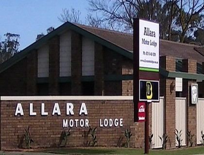 Allara Motor Lodge - Accommodation Broken Hill