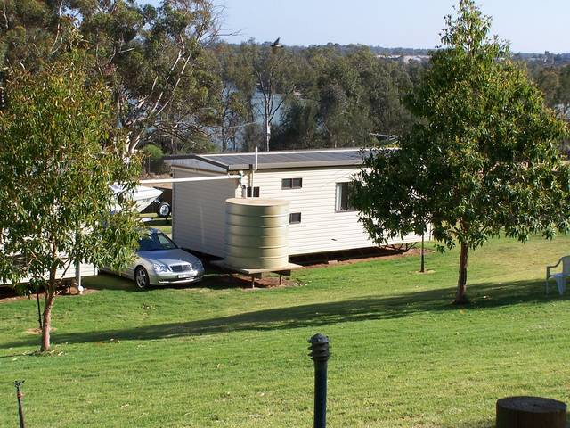 Robinvale Weir Caravan Park - Accommodation Broken Hill