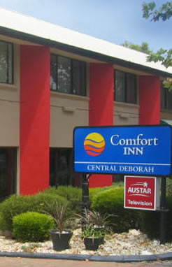 Comfort Inn Central Deborah - Accommodation Broken Hill