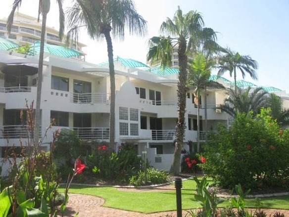 Camargue Beachfront Apartments - Accommodation Broken Hill