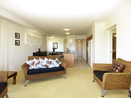 Oaks Seaforth Resort - Accommodation Broken Hill