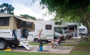 Noosa River Holiday Park - Accommodation Broken Hill