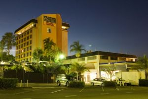 Quality Hotel Frontier Darwin - Accommodation Broken Hill