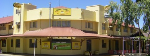 Todd Tavern - Accommodation Broken Hill
