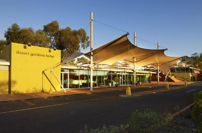 Desert Gardens Hotel - Accommodation Broken Hill