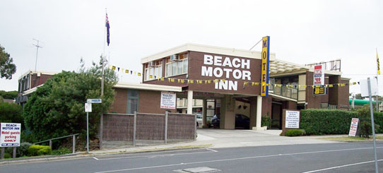 Beach Motor Inn - Accommodation Broken Hill