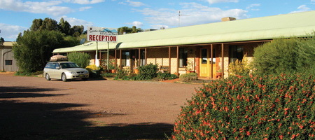 Gawler Ranges Motel - Accommodation Broken Hill