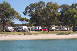 Streaky Bay Foreshore Tourist Park - Accommodation Broken Hill