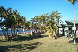 BIG4 Bowen Coral Coast Beachfront Holiday Park - Accommodation Broken Hill