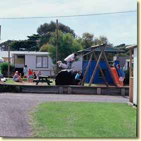 Swansea Holiday Park - Accommodation Broken Hill