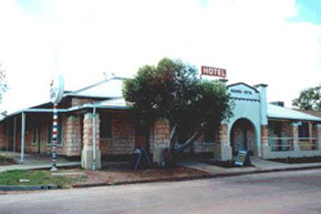 Wudinna Hotel Motel - Accommodation Broken Hill