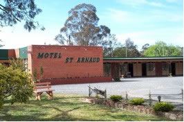 Motel St Arnaud - Accommodation Broken Hill