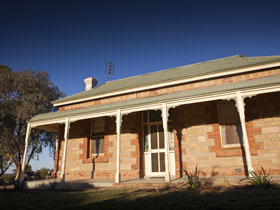 Nuccaleena Cottage - Accommodation Broken Hill