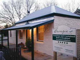 Georgie's Cottage - Accommodation Broken Hill