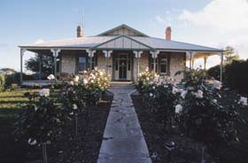 Stranraer Homestead - Accommodation Broken Hill