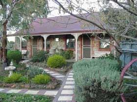 Langmeil Cottages - Accommodation Broken Hill