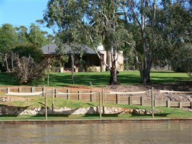 Roonka Riverfront Cottages - Accommodation Broken Hill