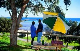 Moonta Bay Caravan Park Cabins - Accommodation Broken Hill