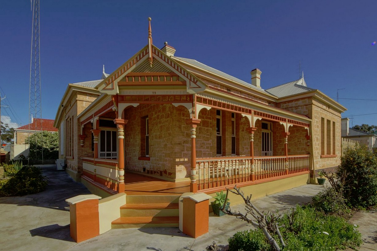 Myras Moonta Retreat - Accommodation Broken Hill