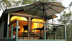 Jabiru Safari Lodge at Mareeba Wetlands - Accommodation Broken Hill