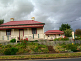 Tier View Twin Cottages - Accommodation Broken Hill