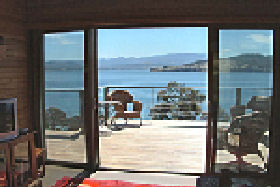 Bruny Island Accommodation Services - Captains Cabin - Accommodation Broken Hill