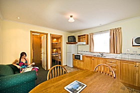 Leisureville Caravan Park - Accommodation Broken Hill