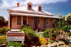 Hanlon House - Accommodation Broken Hill