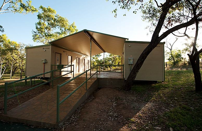 Cobbold Gorge - Accommodation Broken Hill