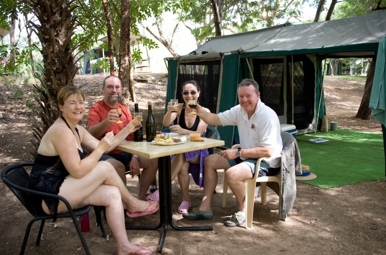 Adels Grove Camping Park - Accommodation Broken Hill
