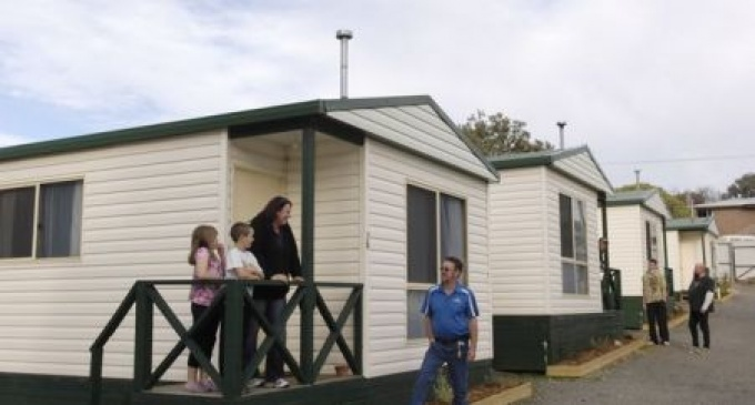 Discovery Holiday Parks Mornington Hobart - Accommodation Broken Hill