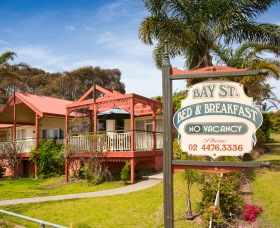 Bay Street Bed and Breakfast - Accommodation Broken Hill